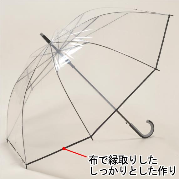 滑りにくい ビニール傘